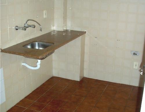 João Telles 421 ap 303 - cozinha